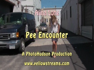 Pee Encounter – Alina Long