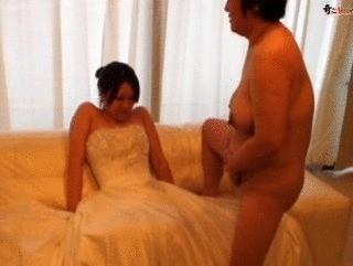 Wild Wedding Night For The Bride – Part 1