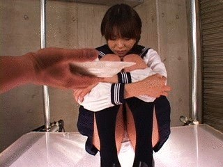 Schoolgirl Is A Shit-smeared Mess – Part 1
