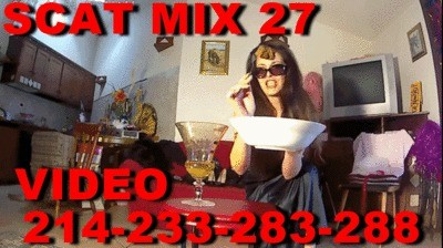 Scat Mix Nr 27 By Mistress Isabella