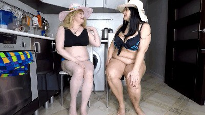 Two Mistress Bbw Shit