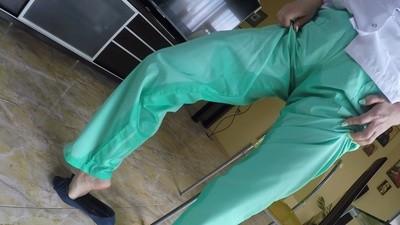 Covid19 Nurse Pee Wetting Relax