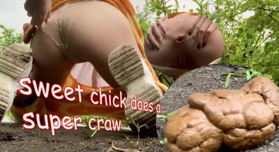 Sweet Chick Poops For You