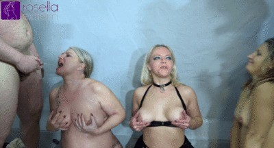Extreme Piss Fuck-fest With Olga Loly And Rosella Three Piss Greedy Sluts In Action Part 3