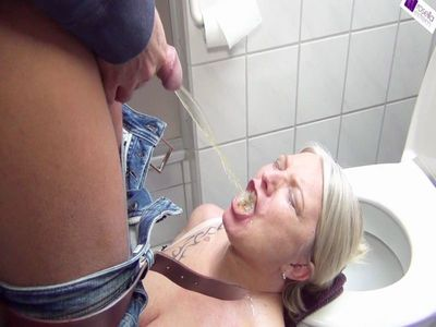 I Had To Serve Dirty-tina And Her Slave As A Toilet Part 2