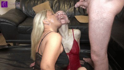 Mega Piss Fuck-fest Wives And Men Piss For Karina And Me Part 3