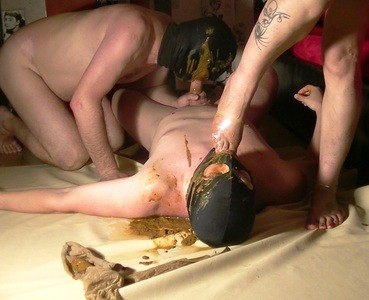 Kinky-perverse-bizarre-sct-scat Consumption Training