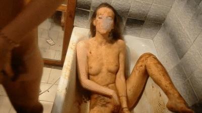 Loosing Scat Virginity Cute Second Camera Part 2