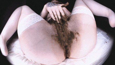 Oh Man I Fucked Poop In Her Pussy