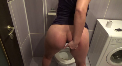 Mistress Roberta Toilet Served