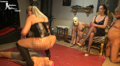 Slave Girl First Time Creamed With Scat
