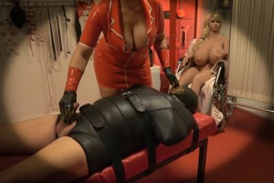 Dirty Scat Nurse