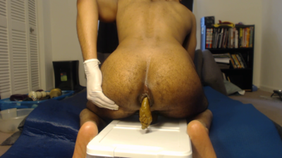 Dirty Anal And Scat Facial