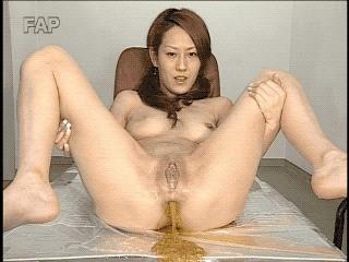 Ueda Misaki Enema 2