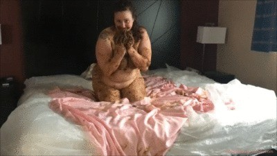 One More Scat Cum Before Bathing