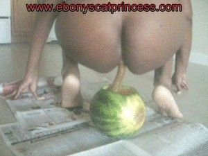 Shit In A Melon Your Healthy Fruit Snackavi