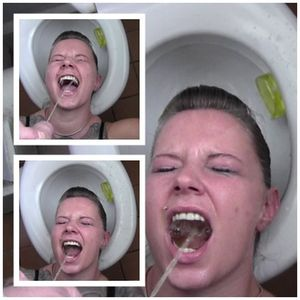 My Mouth Cunt As Toilet Uses 2