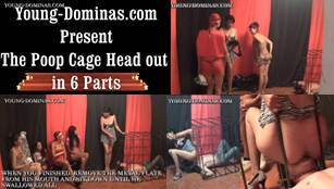 The Poop Cage Head Out Part 1