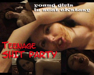 Teenage Shit Party