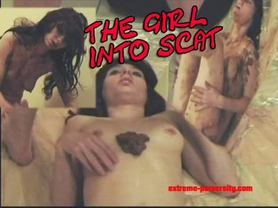 The Scat Loving Girl