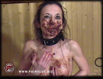 Eatshit Female Slave