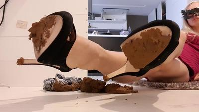 Dirty Shoes Humilation