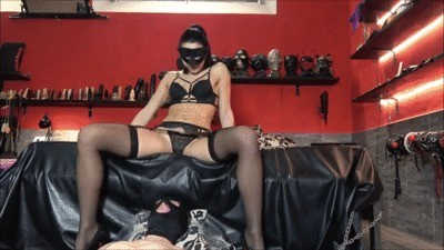 Mistress Gaia – The Icing On The Cake La Ciliegina Sulla Torta