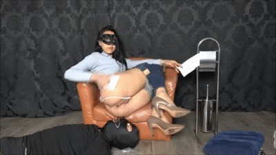 Mistress Gaia – Useful Only As A Toilet