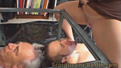 Lady Carmen Scat Part 4