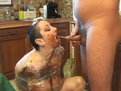 Scat Sex In My Kitchen Part 2