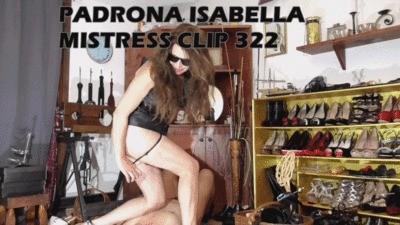 Mistress Isabella 322 Human Toilet The Punishment