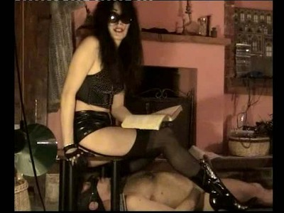 Mistress Isabella Scat With The Toilet Man