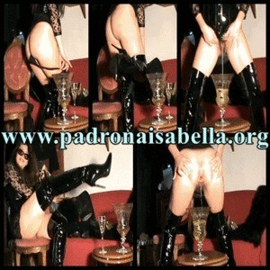 Padrona Isabella – My New Boots High Heel