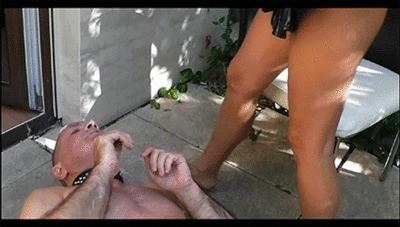 Eat My Friend's Shit